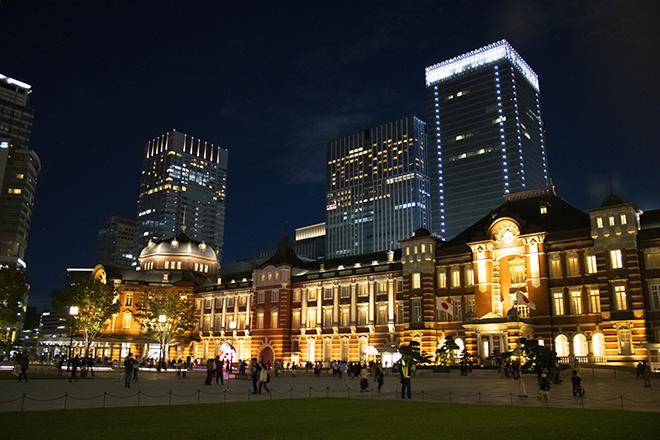 Tokyo Station Superguide Part 1: Marunouchi